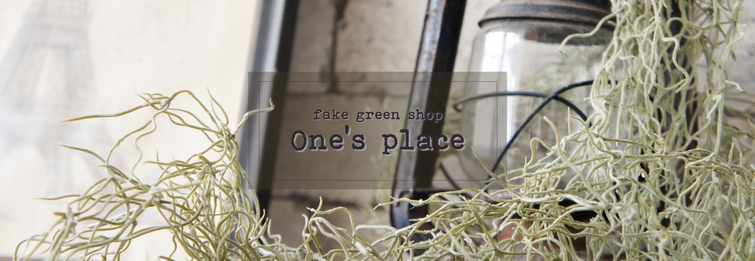 One's place Shop